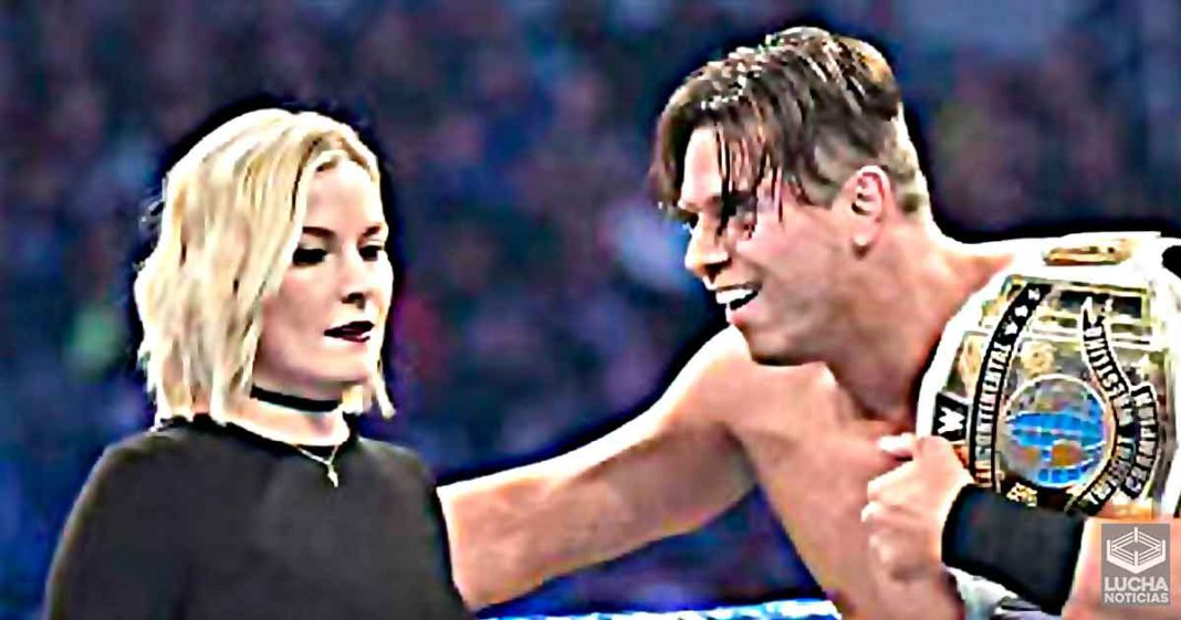 Renee Young nunca luchó en WWE por esta razón