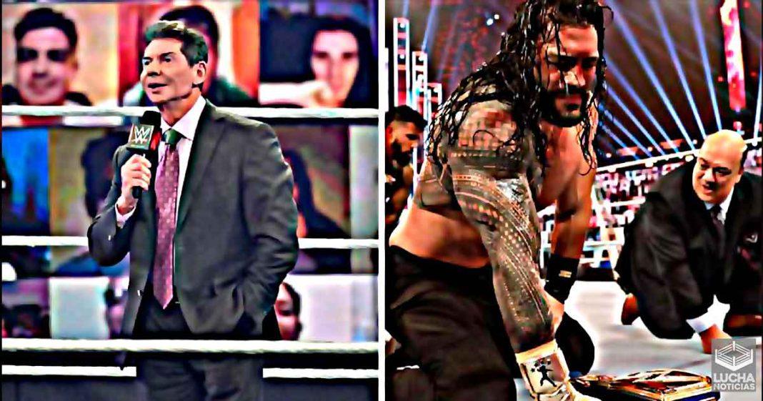 Roman Reigns causó que superestrella de SmackDown sea enterrada