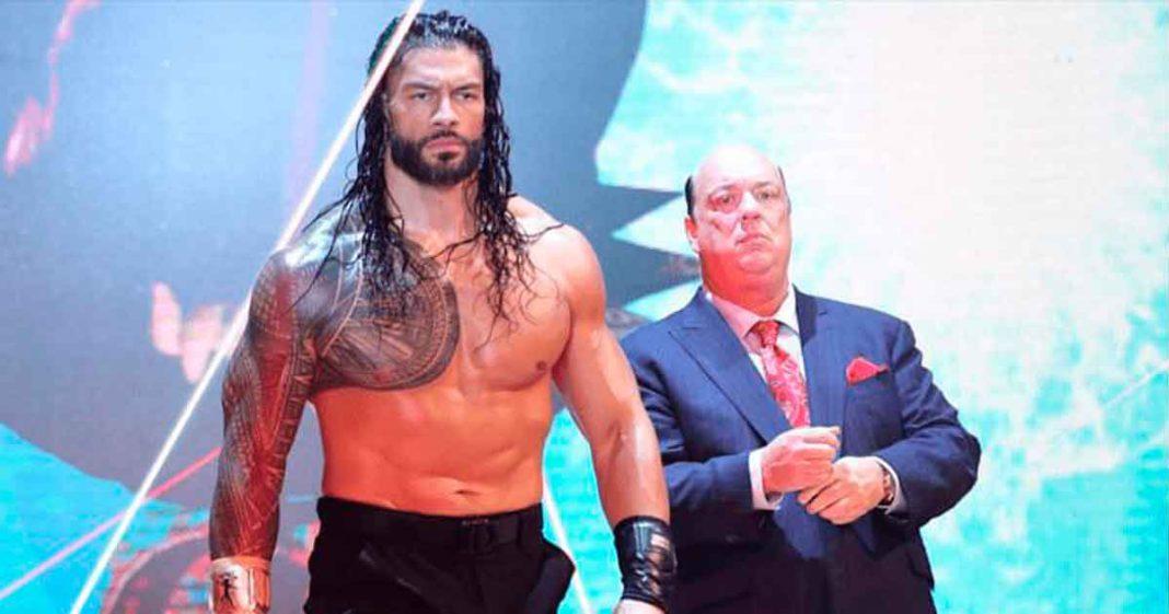 Roman Reigns responde al reto de Goldberg