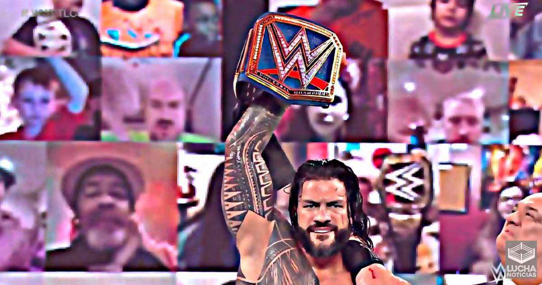 Roman Reigns vence a Kevin Owens y retiene el Campeonato Universal WWE en una brutal lucha TLC