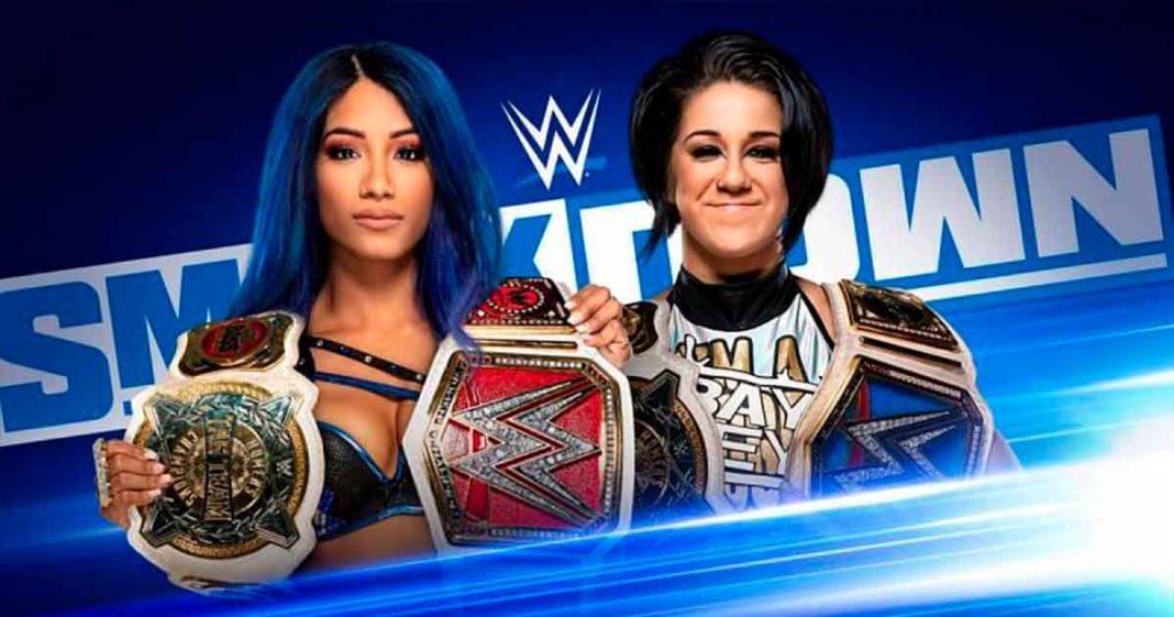 Sasha Banks insinua que WWE la reunirá con Bayley