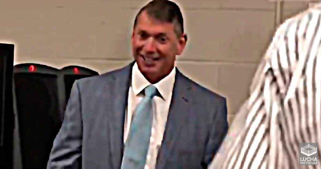 Se revela video de Drew McIntyre haciendo una broma a Vince McMahon