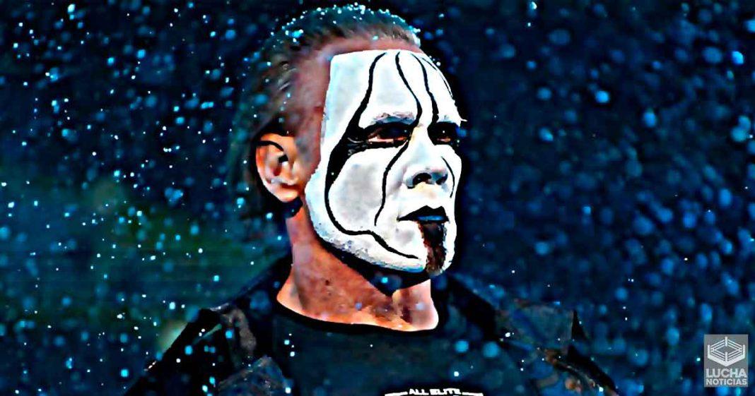 Sting es agregado como parte del videjuego de WWE como personaje descargable