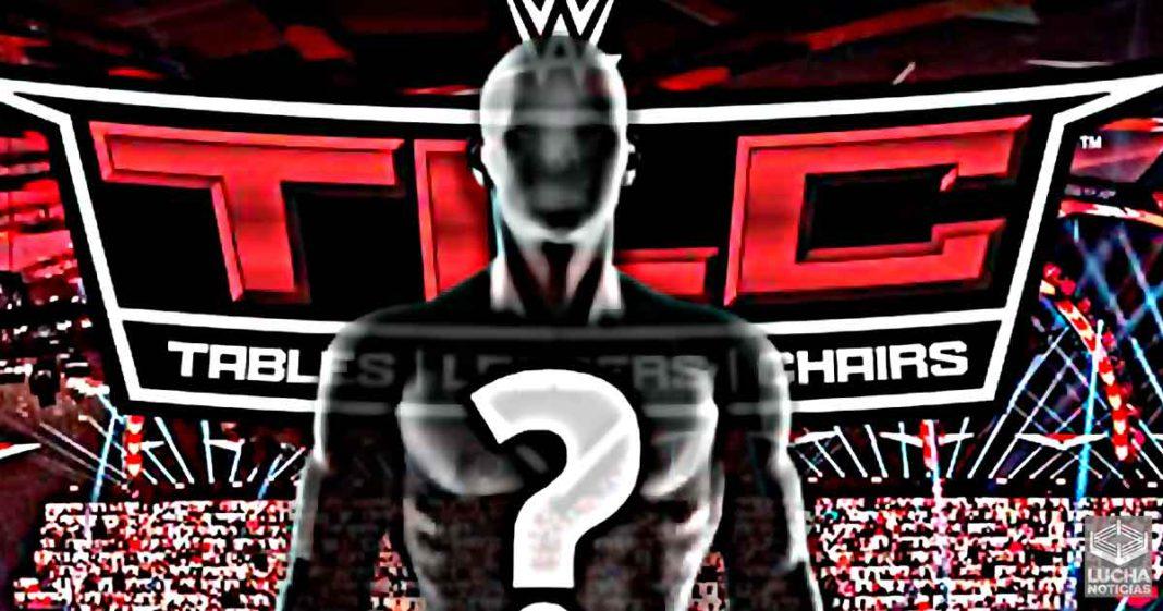 Terrible error y revela spoiler para WWE TLC