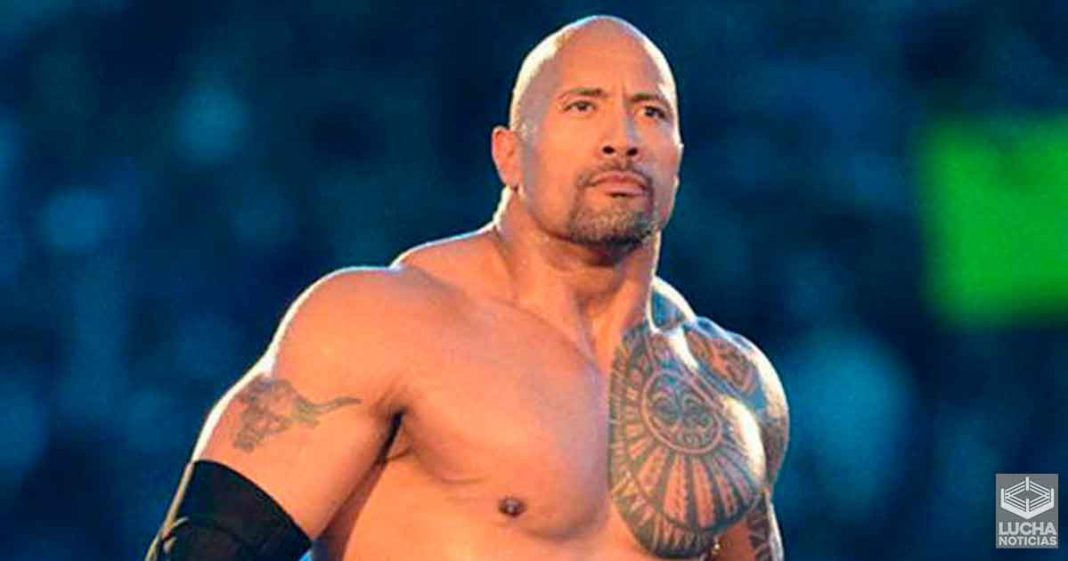 The Rock regresa este viernes a la WWE en SmackDown