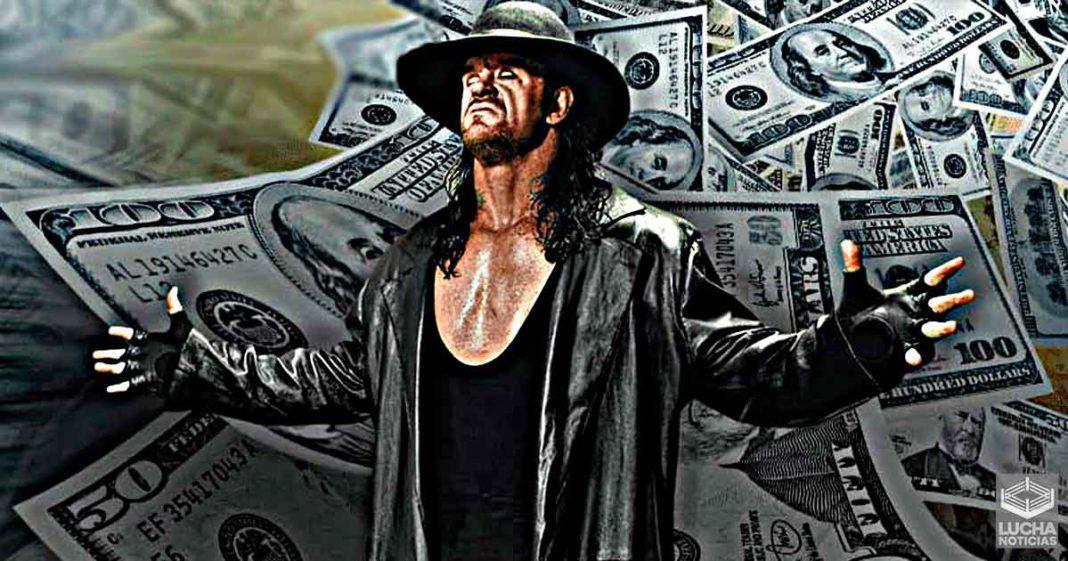 The Undertaker tendrá una firma de autografos muy lucrativa fuera de WWE