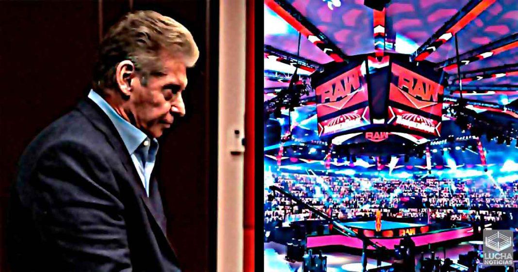 USA Network está molesto con los ratings de RAW - Quieren contenido adulto en su show