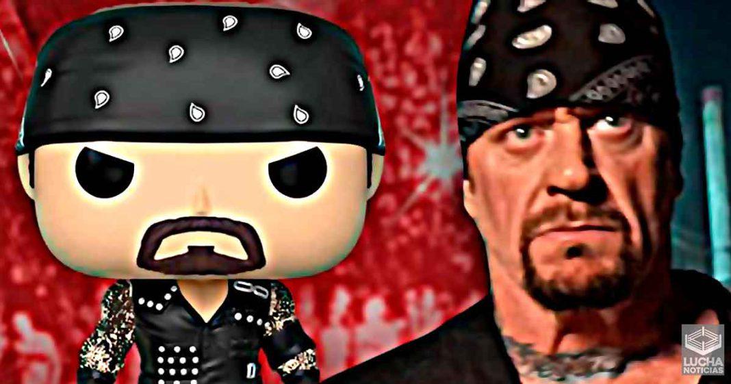 Undertaker ahora tiene su propio Funko Pop del American Badass