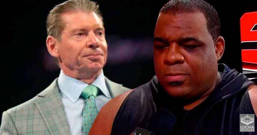 Vince McMahon no ve nada en Keith Lee y nadie lo hará cambiar de opinión
