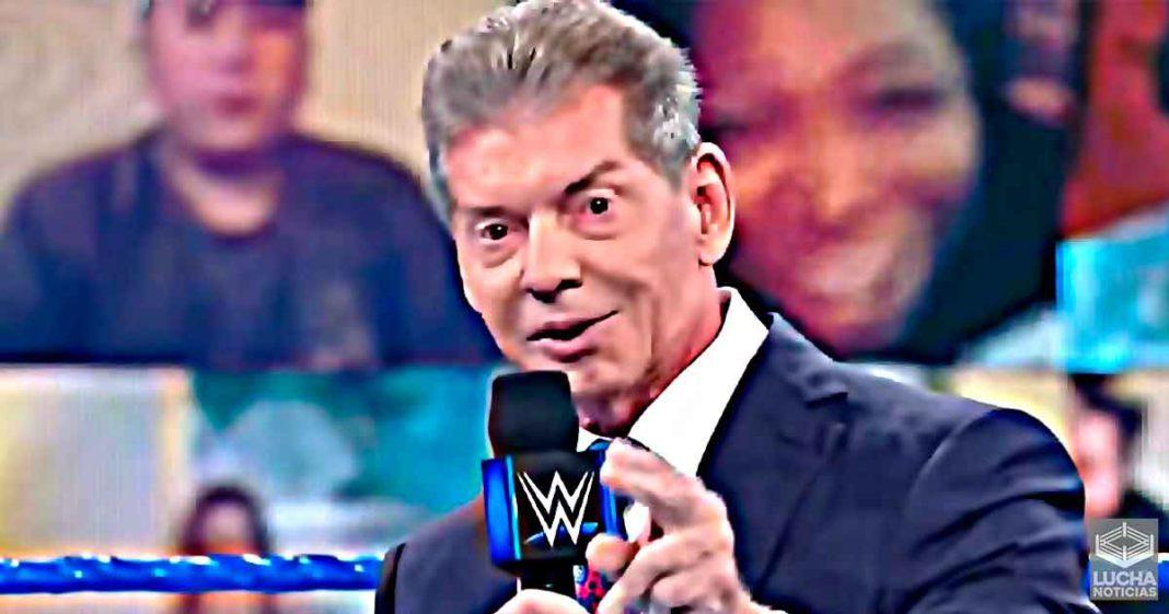 Vince McMahon quiere más superestrellas monstruosas en WWE