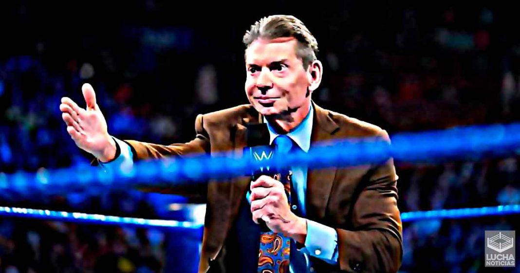 Vince McMahon sacó de la televisión a luchador por su color de piel