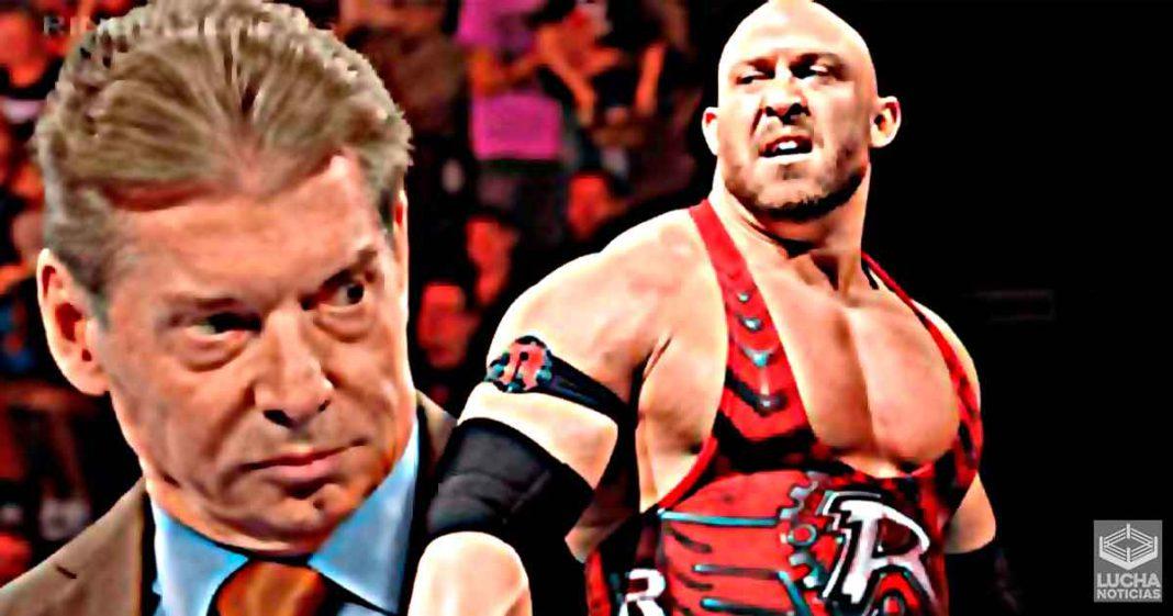 Vince McMahon se encuentra mal de salud según Ryback