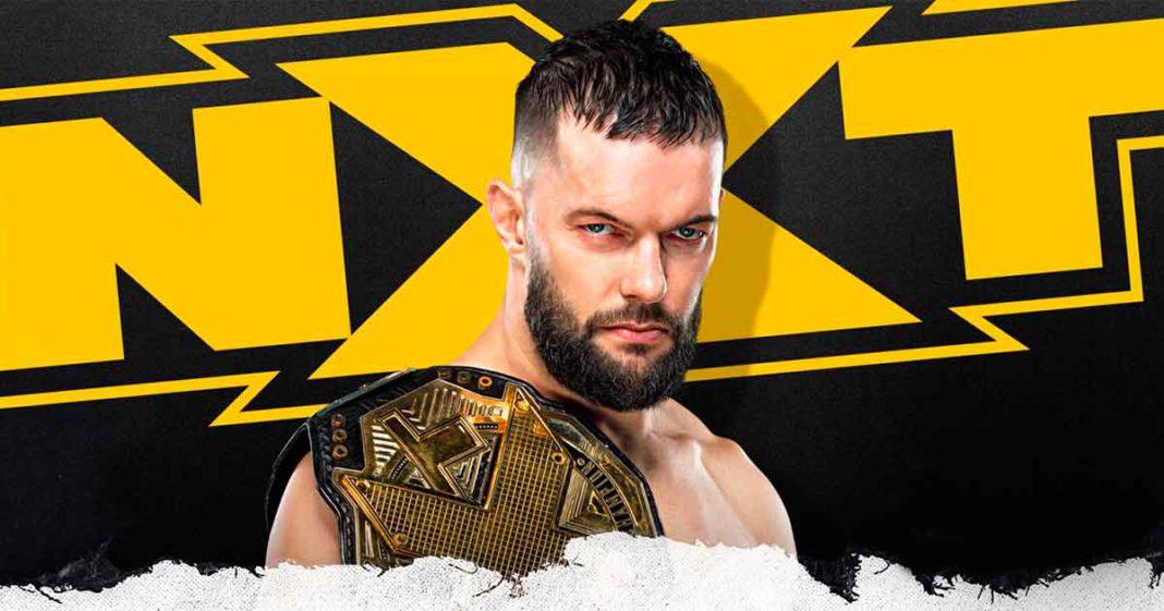 WWE NXT en vivo, Cobertura y Resultados 09 de diciembre