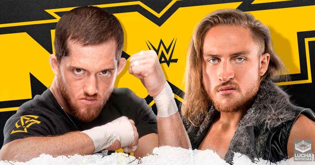 WWE NXT en vivo, Cobertura y Resultados 16 de diciembre