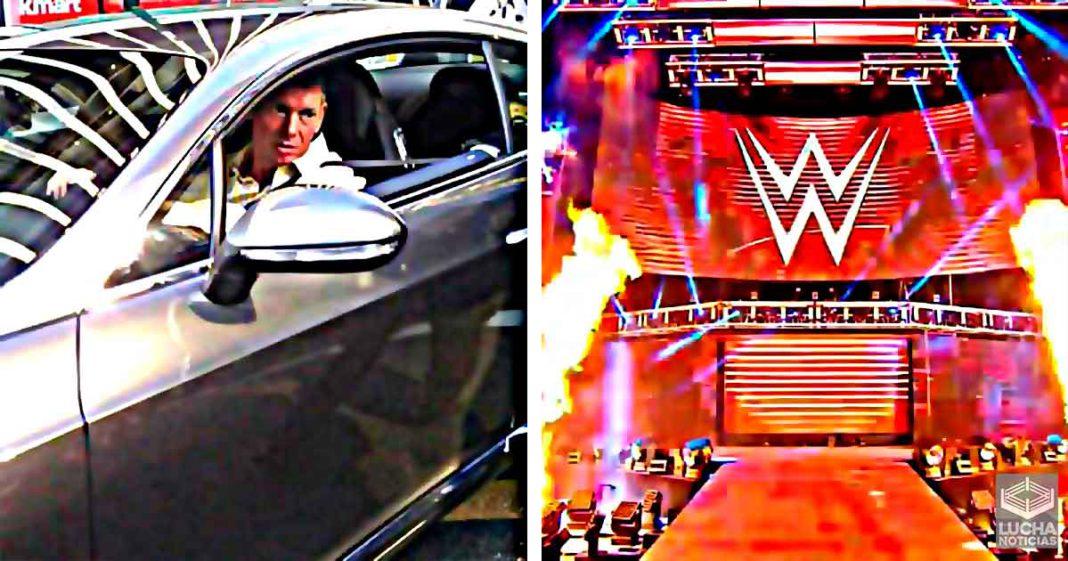WWE Noticias Vince McMahon visita a Hall Of Famer despedido y más