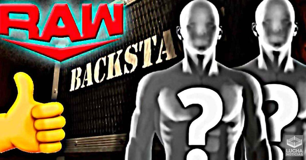 WWE RAW tuvo una mejor experiencia creativa esta semana