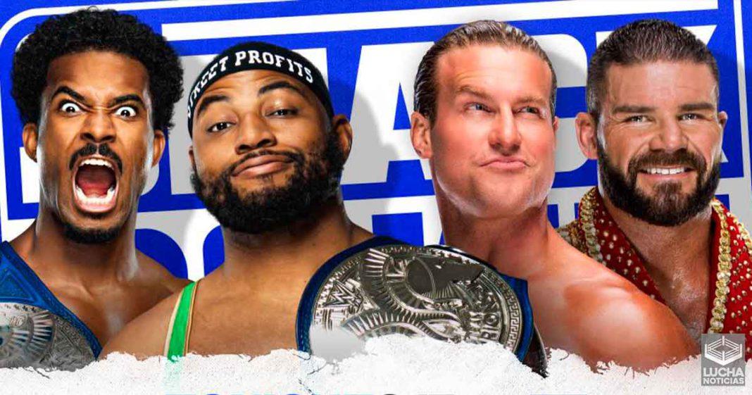WWE SmackDown en vivo, Cobertura y Resultados 18 de diciembre