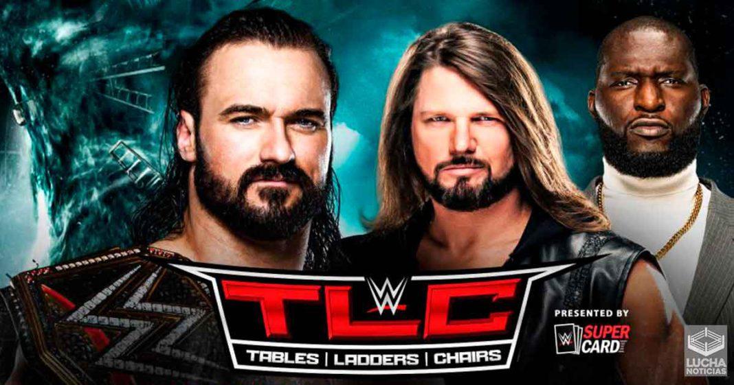 WWE TLC en vivo, Cobertura y Resultados 20 de diciembre