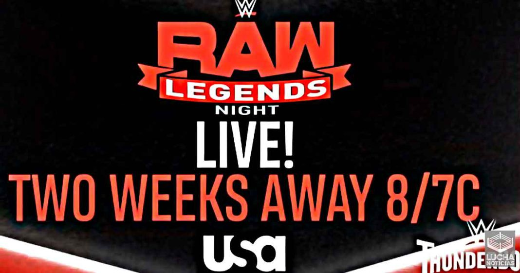 WWE anuncia RAW Legends Night - Hogan, Flair y más regresan