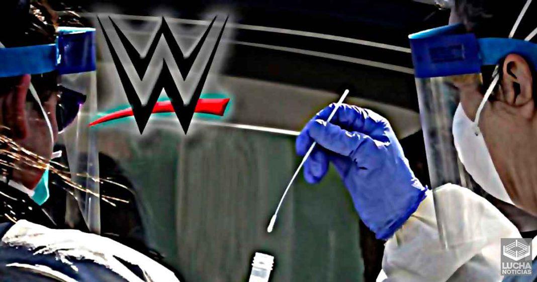 WWE cambia su proceso de pruebas de COVID-19 en el Tropicana Field