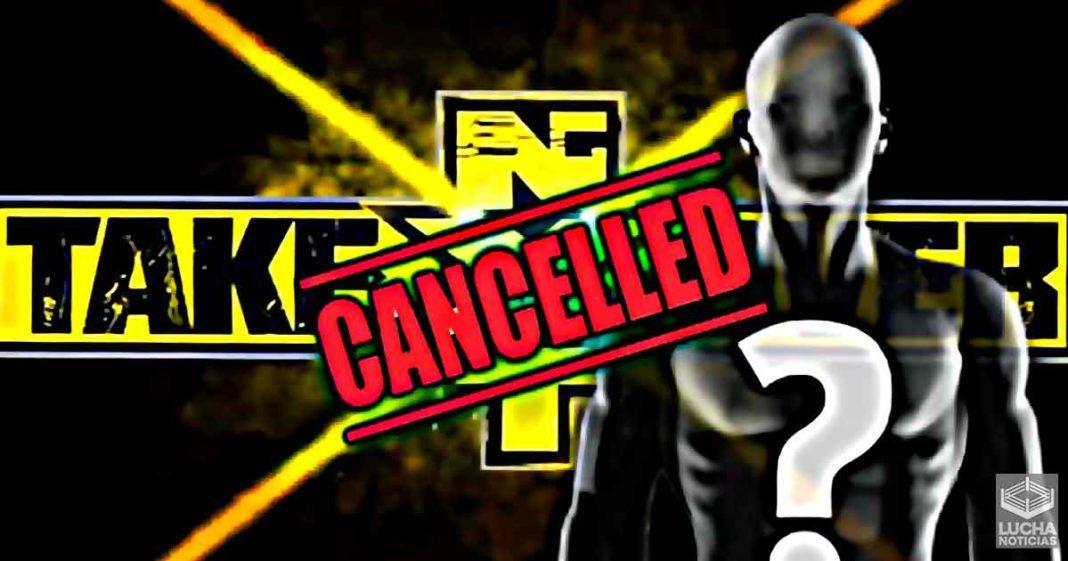 WWE cancela tradición de NXT TakeOver debido a la pandemia