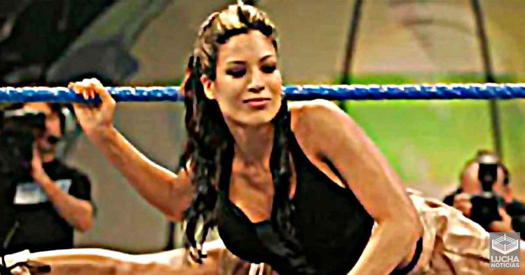 WWE canceló los planes para el regreso de Melina por esta razón