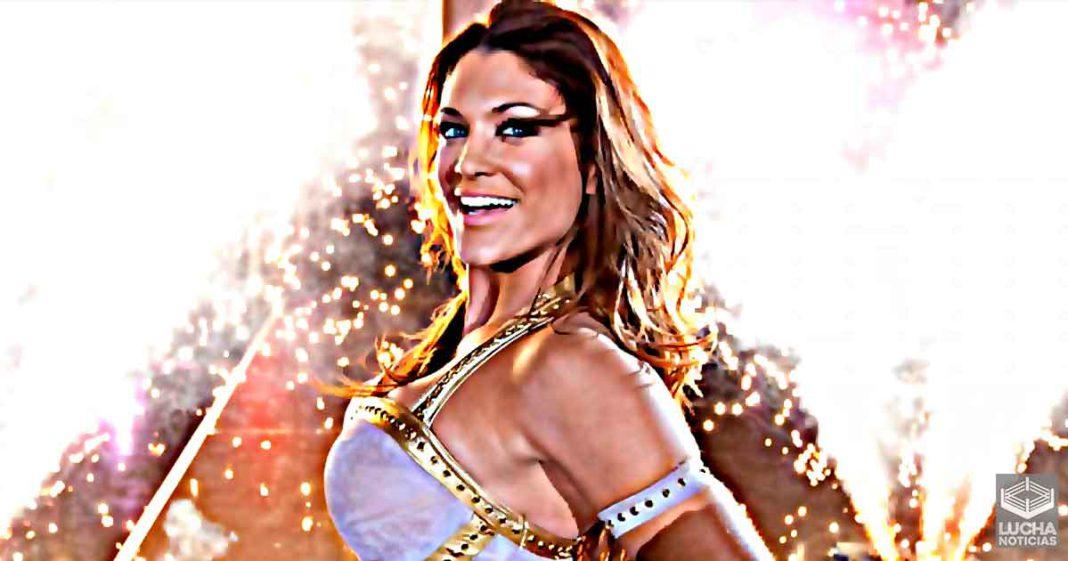 WWE confirma el regreso de Eve Torres en RAW