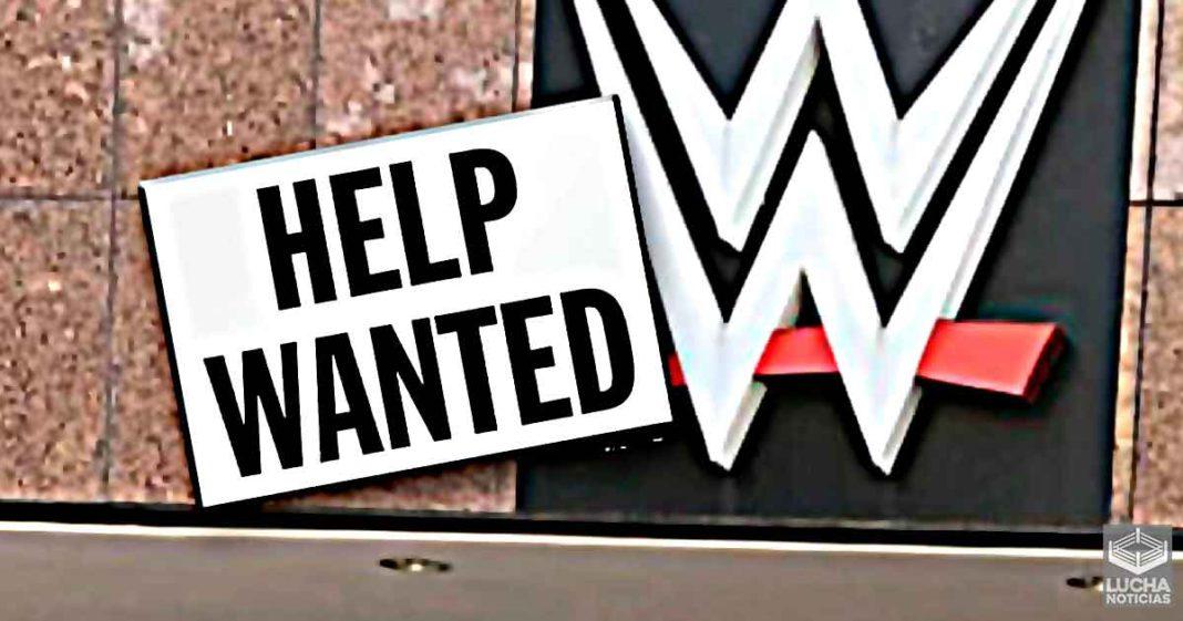 WWE está contatranto nuevo escritor principal