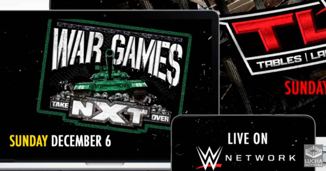 WWE offers NXT TakeOver: WarGames for $ 0.99