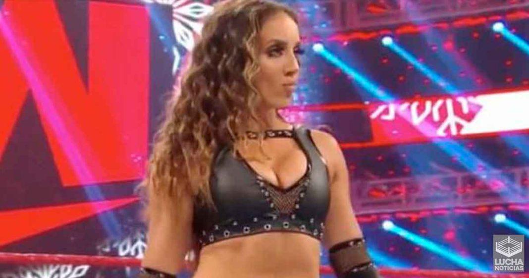 WWE planea usar una historia de hace 15 años para Chelsea Green