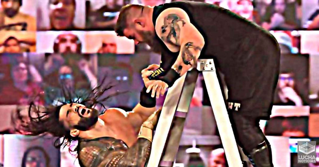 WWE revela su top 25 de mejores luchas de 2020