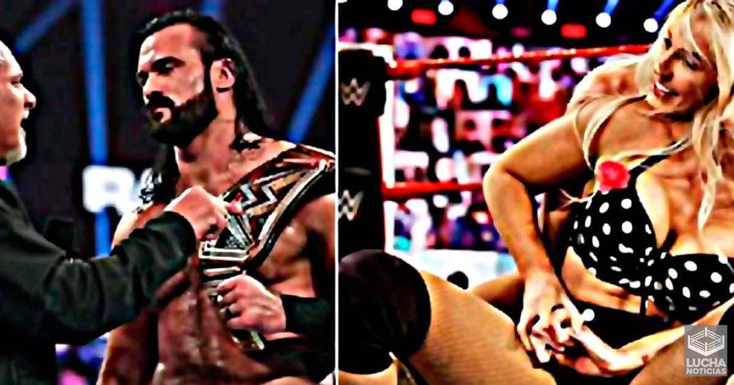 5 grandes fallos que quiza no viste en WWE RAW Legends