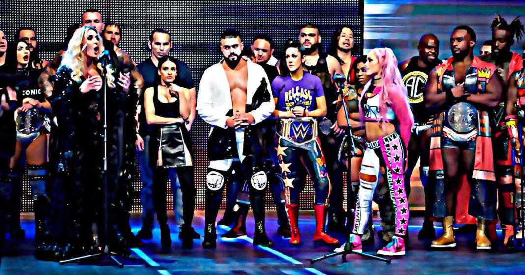 A WWE ya no le impórta tener talentos que no usa en sus elencos