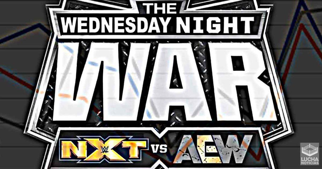 AEW Dynamite vence a WWE NXT de nuevo - Ambos aumentan ratings