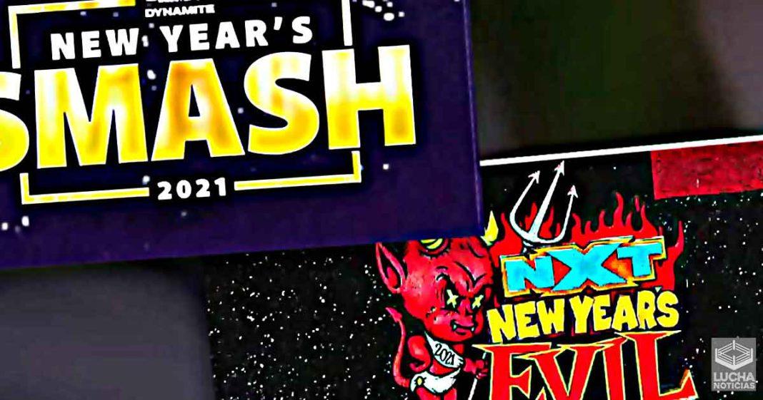 AEW derrota a NXT en una batalla cerrada y ambos pierden televidentes