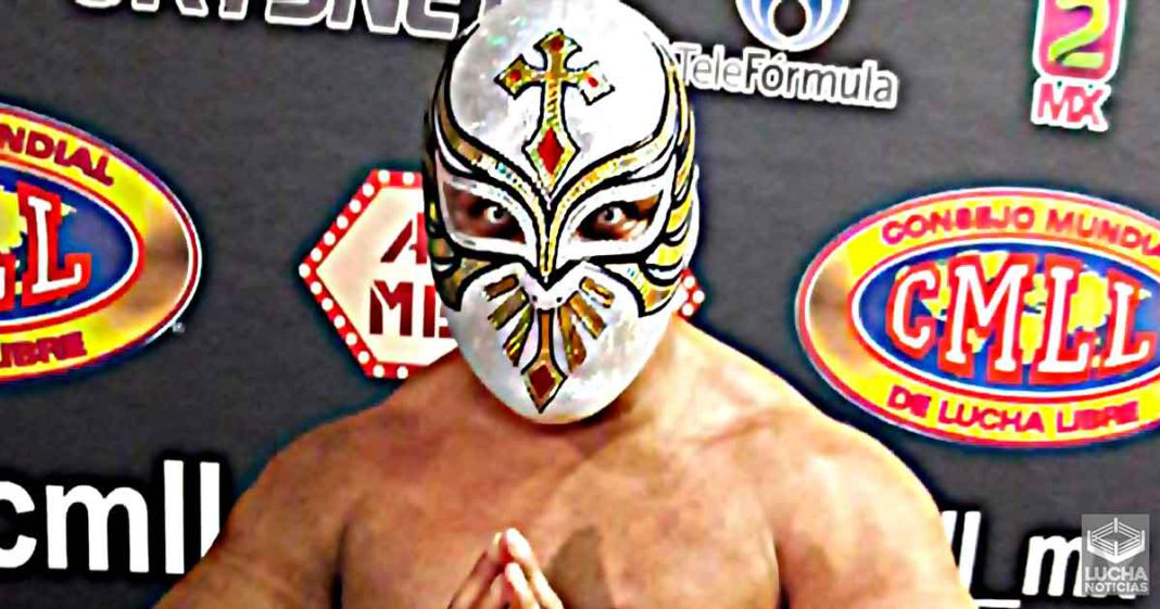 Carístico ( Ex WWE Sin Cara original) da positivo a Covid-19