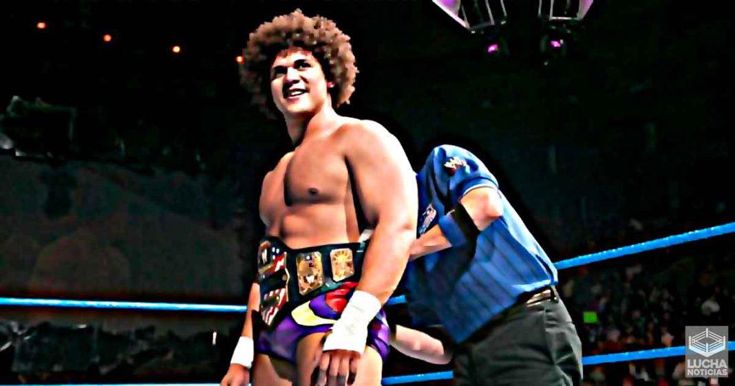 Carlito rechazó aparecer en RAW cuando descubrió los planes que WWE tenía para él