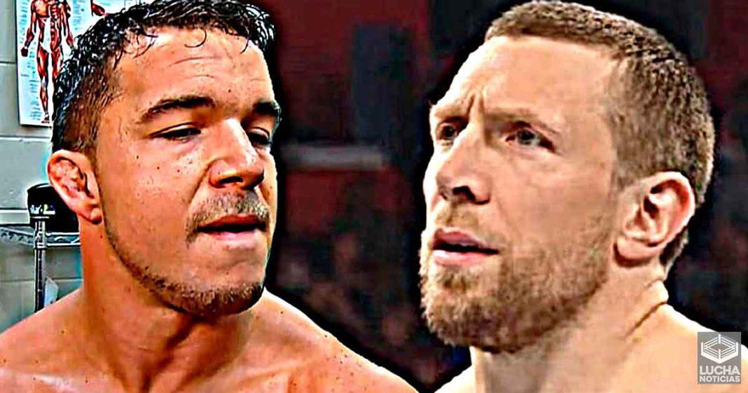 Chad Gable quiere una lucha clásica y legendaria con Daniel Bryan