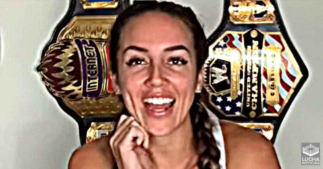 Chelsea Green esta bien y ya podrá regresar a la acción en WWE