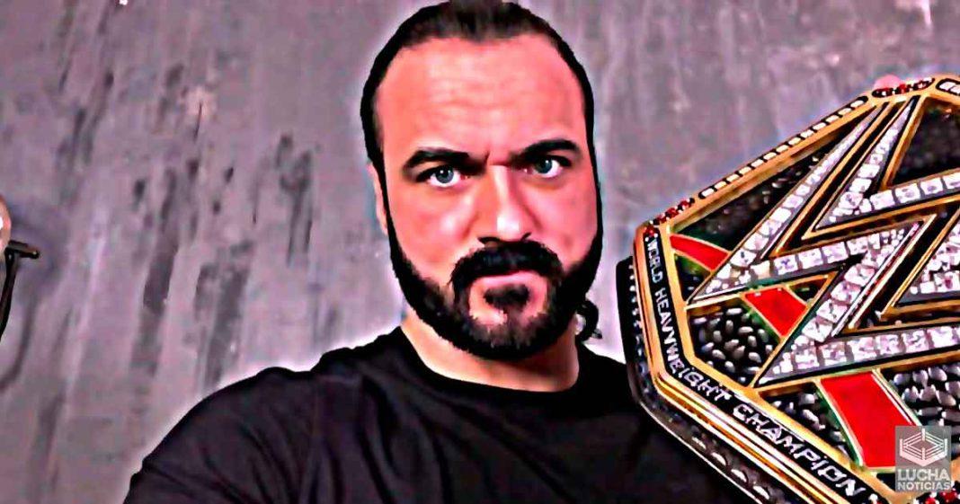 Drew McIntyre enfrentará a Goldberg por el campeonato de la WWE en Royal Rumble
