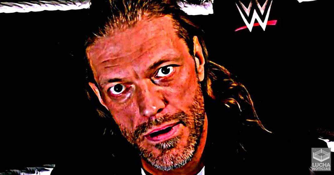 Edge participará en el Royal Rumble y dice que será evento estelar de WrestleMania
