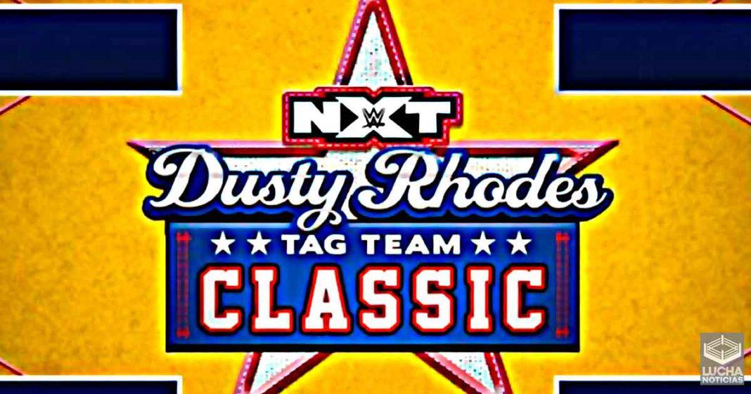 El torneo Dusty Rhodes Tag Team Classic no solo será para WWE NXT