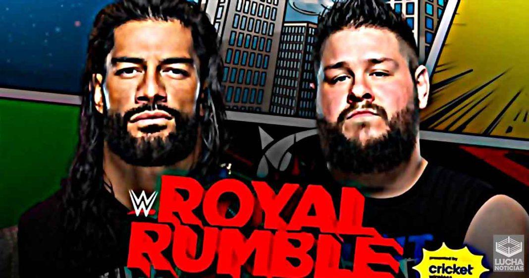 Este es el favorito a ganar entre Roman Reigns y Kevin Owens en Royal Rumble