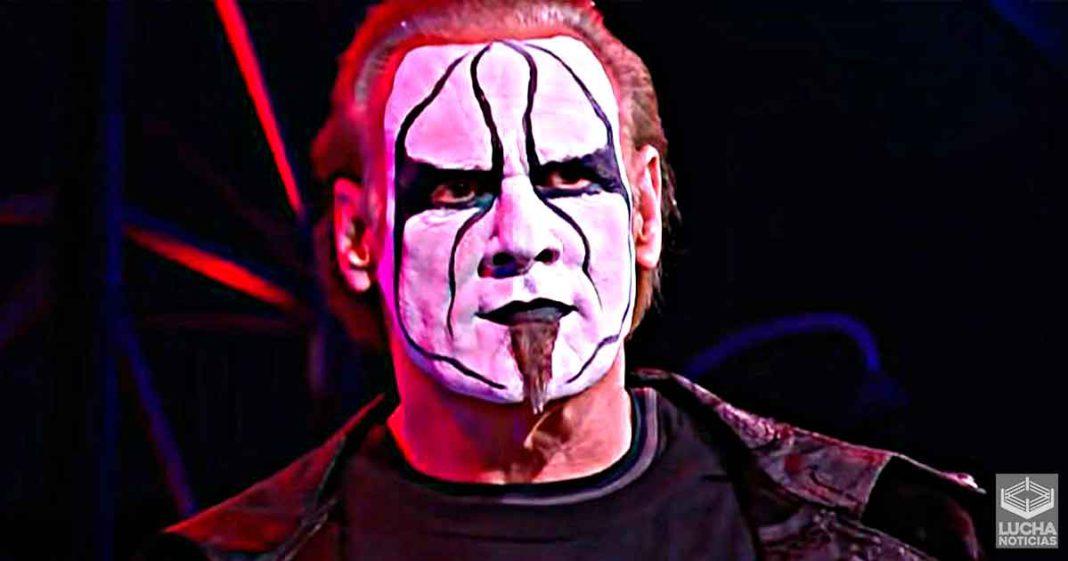 Estos son los planes de AEW para el regreso a la lucha libre de Sting