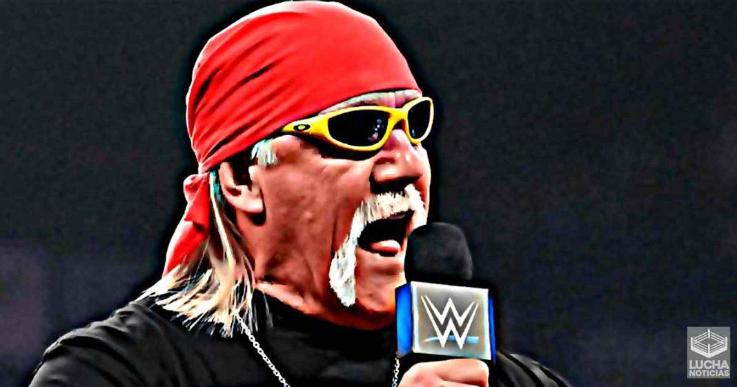 Hulk Hogan dicen que las superestrellas más jóvenes no lo quieren en WWE