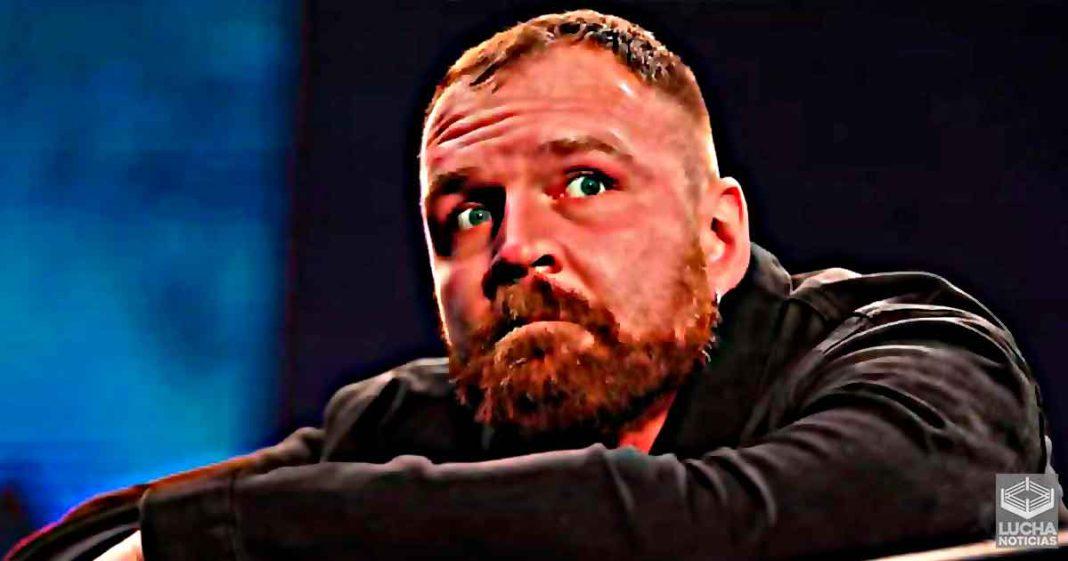 Jon Moxley asegura que nunca trabajara para WWE de nuevo