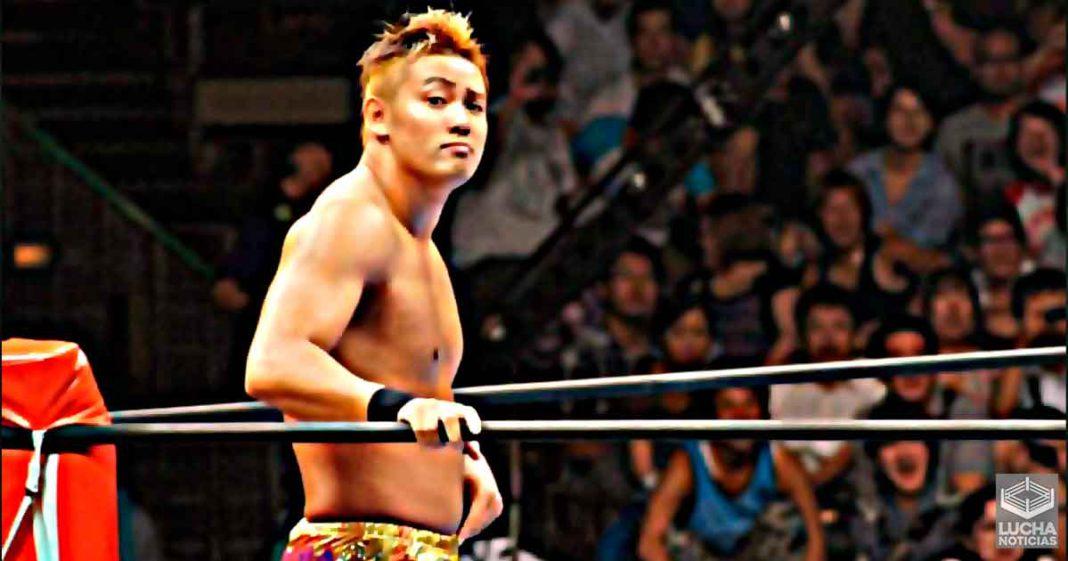 Kazuchika Okada propone un supershow con las mejores empresas incluida WWE