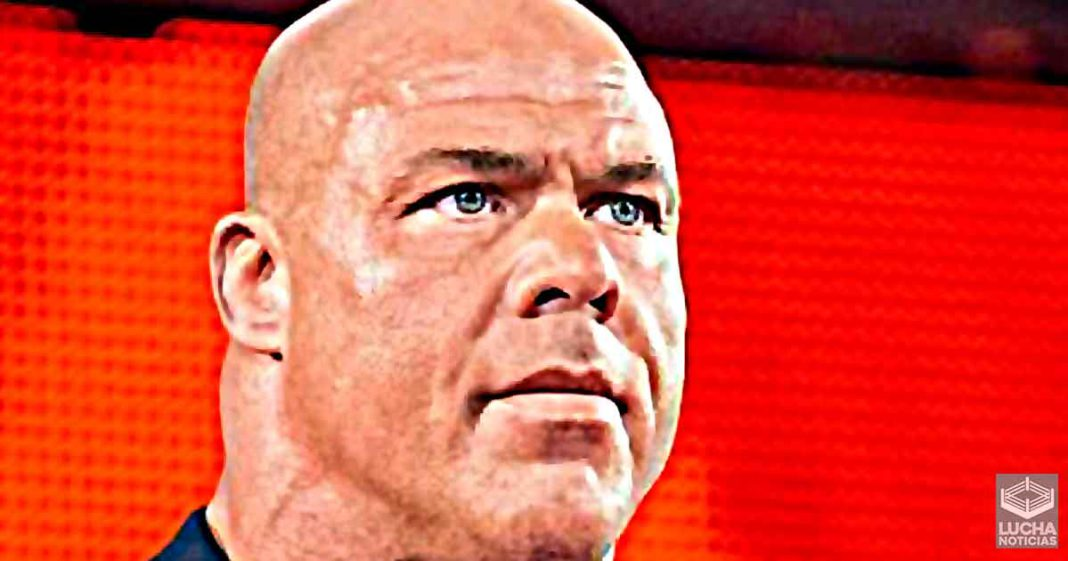 Kurt Angle revela por qué se perdio RAW Legends Night