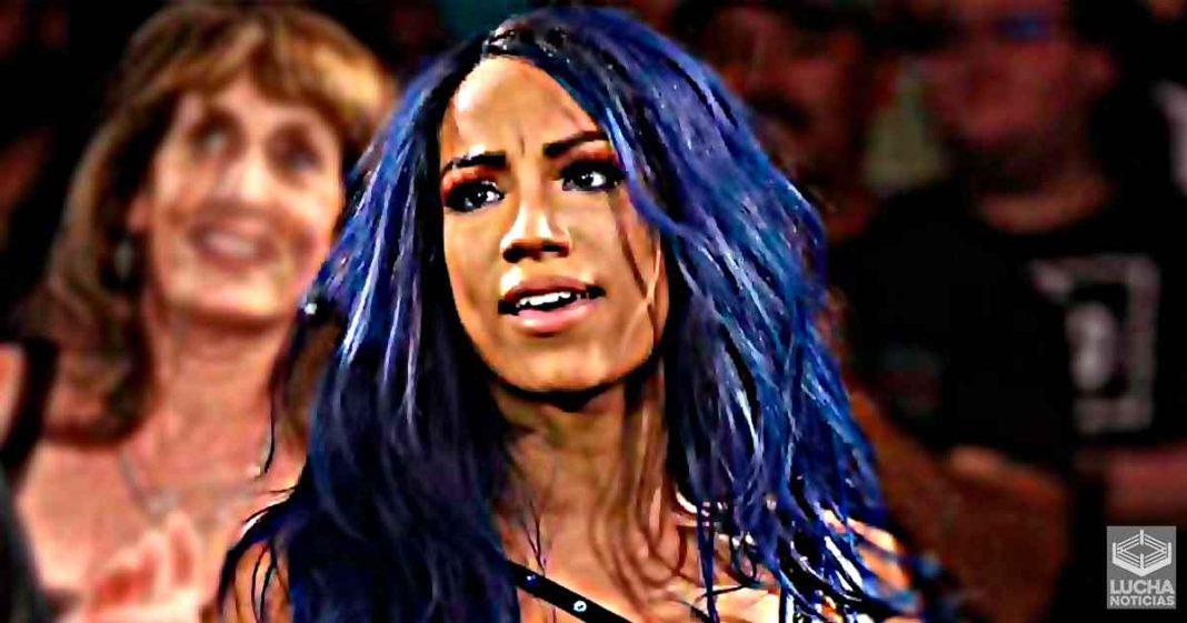 La triste razón por la que Sasha Banks no estuvo en WWE SmackDown
