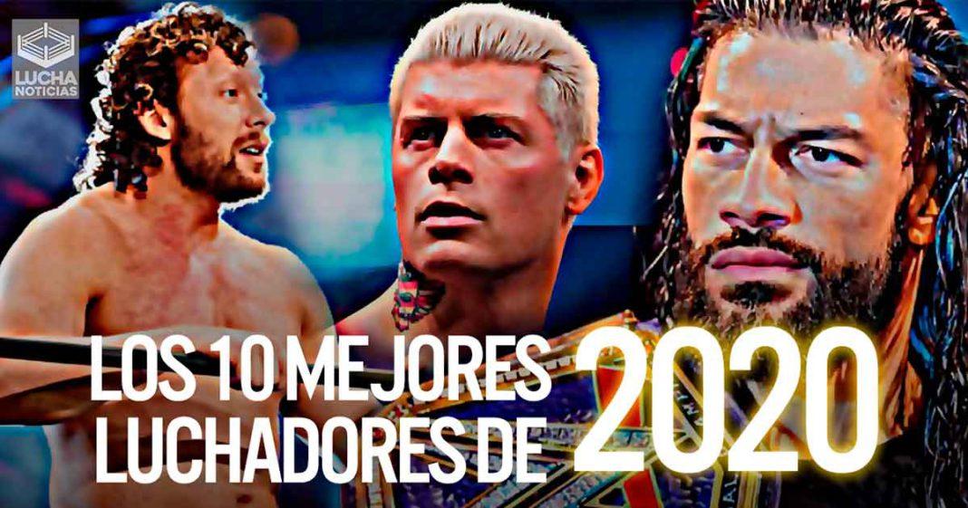 Los 10 mejores luchadores del 2020 a nivel mundial - WWE, AEW y más